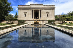 Rodin Museum in Philadelphia, Pennsylvania, de V.S. Stock Afbeelding