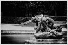 Rodin muzeum, Paryż obrazy royalty free