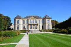 Rodin muzeum w Paryż zdjęcia royalty free