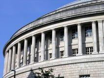 środkowa biblioteka Manchester Obraz Stock
