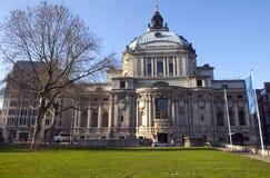 środkowa sala Westminster Obraz Royalty Free