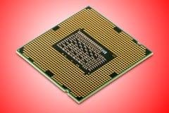 środkowego procesoru jednostka Obraz Royalty Free