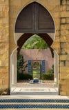 Środkowy drzwi Zdjęcia Royalty Free