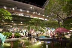 Środkowy festiwal Eastville w Bangkok Obraz Royalty Free