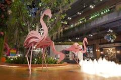 Środkowy festiwal Eastville w Bangkok Obrazy Royalty Free