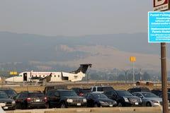 Środkowy góry powietrze Ltd - Www flycma com Fotografia Royalty Free