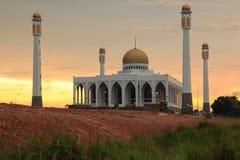 środkowy meczet Zdjęcia Royalty Free