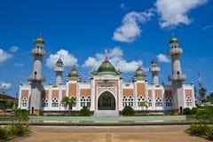 środkowy meczetowy Pattani Thailand zdjęcia royalty free