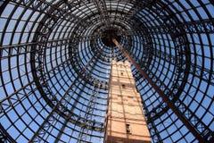 środkowy Melbourne Zdjęcia Royalty Free