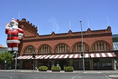 Środkowy rynek w Adelaide Zdjęcie Stock