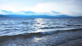 Środkowy Urals Rosja Turgoyak jezioro blisko Chelyabinsk Obraz Royalty Free