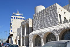 Środkowy Wschód, Palestyna, Izrael, rzeczny Jordania, Zachodni Zdjęcie Royalty Free