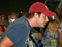 Rodney Atkins - CMA Music Festival 2009. Rodney Atkins at the CMA Festival June 11-14, 2009 in Nashville, Tennessee signing autographs Royalty Free Stock Images