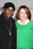 Rodney Jenkins & Patrica Heaton  Stock Photos