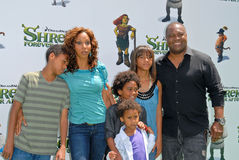 Rodney Peete,Holly Robinson Peete,Holly Robinson-Peete Stock Images