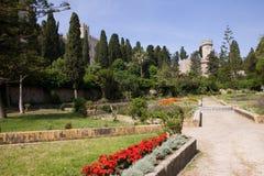 Rodos castle Royalty Free Stock Image