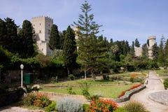 Rodos castle Stock Photo