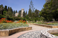 Rodos castle Royalty Free Stock Photo