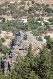 Rodos-Reise 10 stockbild