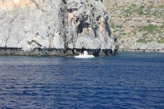 Rodos-Reise Griechenland-Inseln stockfoto