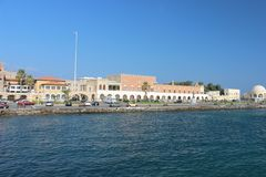 Rodos-Reise Griechenland-Inseln stockbild