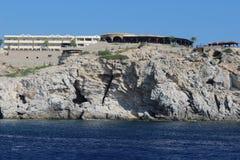 Rodos-Reise Griechenland-Inseln lizenzfreies stockbild