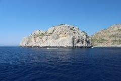 Rodos-Reise Griechenland-Inseln lizenzfreie stockbilder
