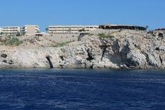 Rodos-Reise Griechenland-Inseln stockfotografie