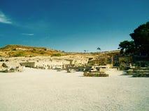 Rodos. Sea island holiday Hot Royalty Free Stock Photography