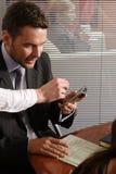 środowiska profesjonalista biura biznesmena Zdjęcia Royalty Free