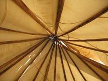 Rodowitego Amerykanina trójnika siuśki przy Uroczystego jaru Zachodnim obręczem w Północno-zachodni Arizona Zdjęcia Royalty Free