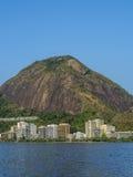 Rodrigo de Freitas Lagoon in Rio Royalty-vrije Stock Foto