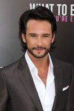 Rodrigo Santoro arrives at the  Royalty Free Stock Photography