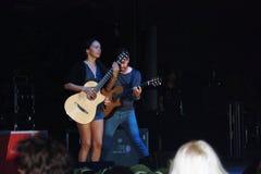 Rodrigo Y Gabriela Obrazy Stock