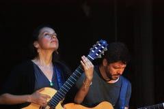 Rodrigo Y Gabriela Fotografie Stock