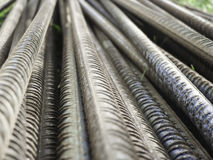 rods of reinforcing steel Stock Photo