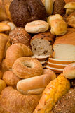 rodzaj różnych chleba Zdjęcia Stock