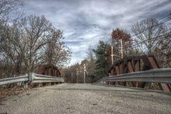 Rodzajowy most Zdjęcie Royalty Free