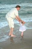 rodzice grand Zdjęcia Royalty Free
