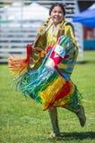 Rodzimy indianin Fotografia Royalty Free