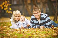 rodzina Zdjęcie Royalty Free