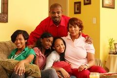 rodzina Zdjęcia Stock