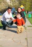 rodzina, dzieci Fotografia Stock