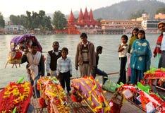 rodzina hinduska Zdjęcia Royalty Free