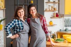 Rodzina hobby kuchni dru?ynowy kulinarny czas wolny zdjęcia stock