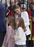 Rodzina królewska 034 Zdjęcie Royalty Free