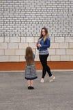 rodzina Matka i córka Obraz Stock