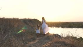rodzina Matka i córka leisure zbiory wideo
