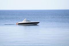 rodzina na łodzi zdjęcia royalty free