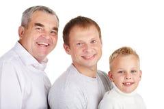 rodzinna linia Obraz Royalty Free